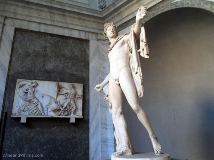 Apollo Belvedere-Vatican Museums