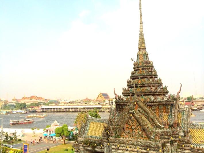Wat Arun - view